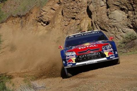 Pure Dominanz: Sébastien Loeb ist in dieser Saison noch ungeschlagen