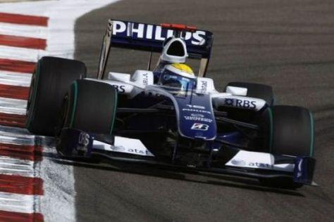Nico Rosberg will sein Punktekonto in Barcelona endlich weiter füllen