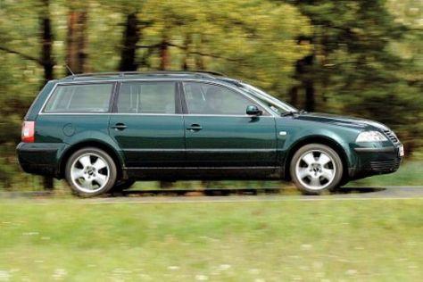 Gebrauchtwagen: Laguna, Avensis, Passat