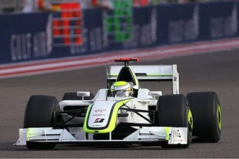 WM-Leader Jenson Button und Brawn wollen in Barcelona ihre Position festigen