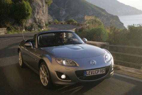 Mazda MX-5 Facelift 2009