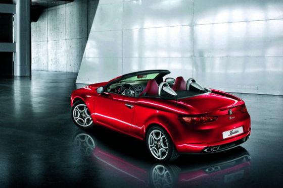 Alfa Romeo Spider TBi
