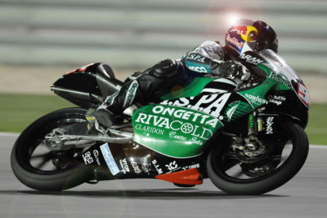 Motorrad Weltmeisterschaft 2009, Jerez Jonas Folger Aprilia