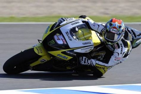 Colin Edwards: Landet der Tech-3-Fahrer in Le Mans den ganz großen Wurf?
