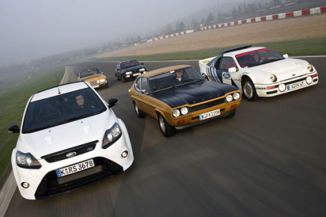 Ford 17M RS Ford Sierra RS Cosworth Ford Focus RS Ford Capri RS Ford RS 200