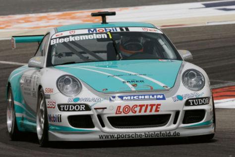 Jeroen Bleekemolen, Porsche-Mobil1-Supercup 2009
