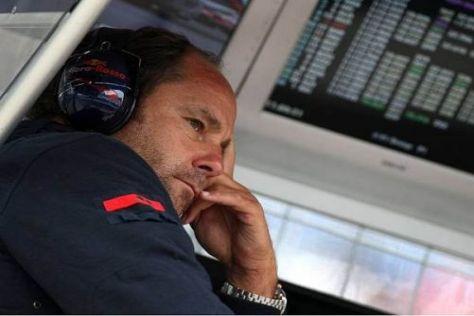 Nachdenklich: Gerhard Berger fürchtet um die Zukunft des Systems Formel 1
