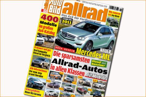AUTO BILD ALLRAD 6/2009