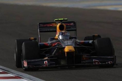 Sebastian Vettel schielt auf einen zweiten Saisonsieg im Red Bull RB5
