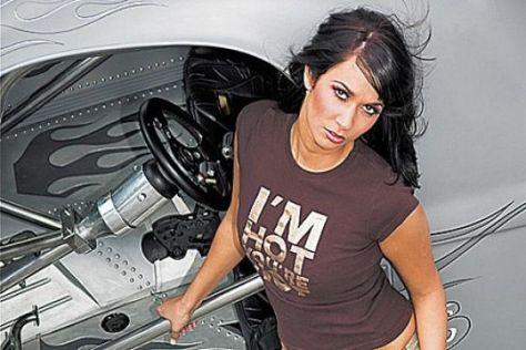 AUTOTUNING Supergirl Juli 2006
