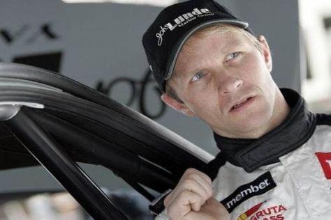 Petter Solberg will ein Auto, mit dem er um Podiumsplätze kämpfen kann