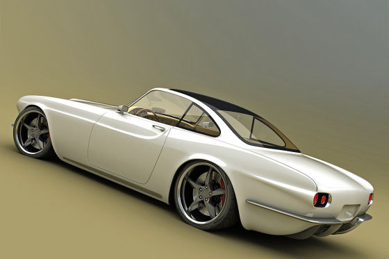 volvo p1800 projekt. Black Bedroom Furniture Sets. Home Design Ideas