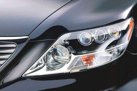 LED-Lampen für Lexus LS 600h