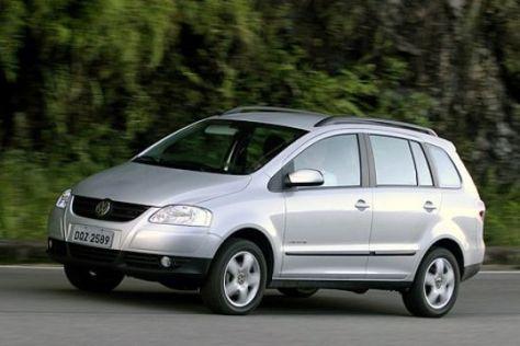 Vorstellung VW Suran 1.6 Multiflex