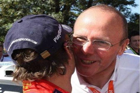 Das Erfolgsgespann Loeb und Quesnel könnte der WRC weiter erhalten bleiben