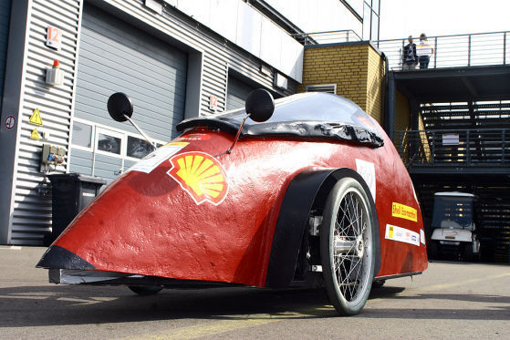 Shell Eco-Challenge 2009