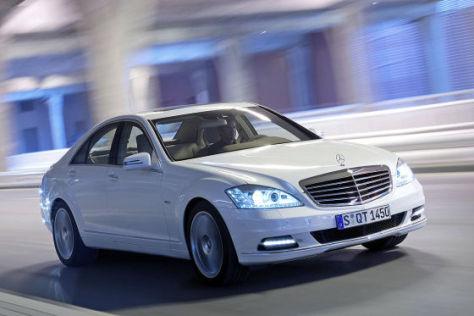 Fahrbericht Mercedes S 400 Hybrid