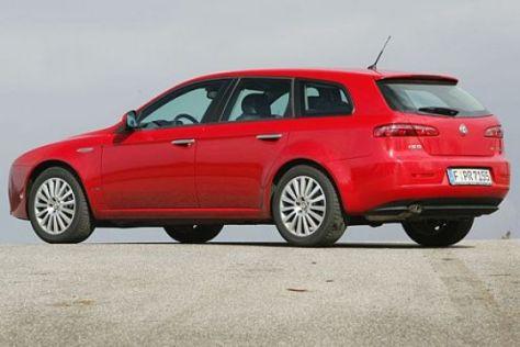 Test Alfa 159 Sportwagon