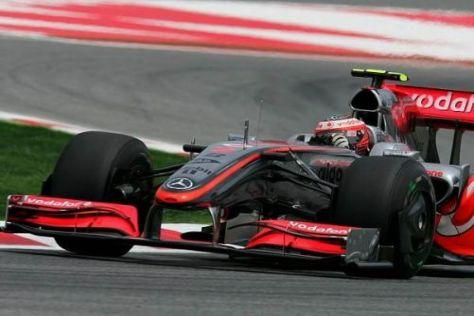 Heikki Kovalainen verfehlte sogar den Einzug in die Top-15