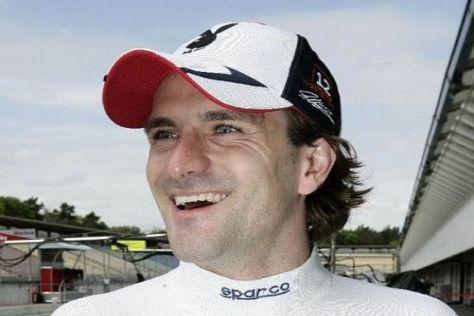 Markus Winkelhock will sich in diesem Jahr für einen Neuwagen empfehlen