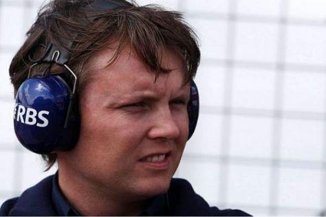 Hätte sich von den ersten fünf Rennen deutlich mehr erwartet: Sam Michael