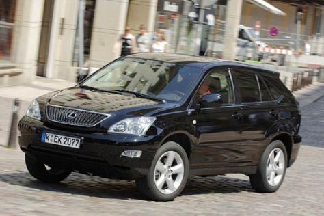 Rückruf Lexus RX