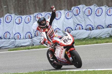 Superbike-WM 2009, Monza, Michel Fabrizio