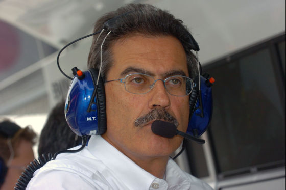 Formel-1-Saison 2009, BMW-Sauber Motorsportchef Mario Theissen