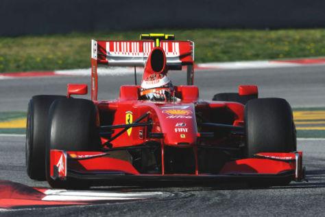 Formel-1-Saison 2009, Ferrari droht mit Ausstieg
