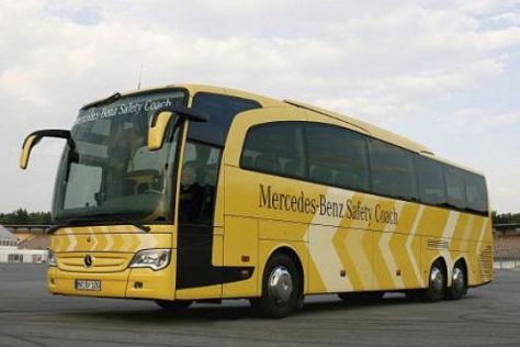 "Mercedes-Benz ""Safety Coach"""