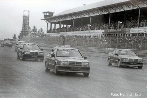 Auftakt-Rennen Nürburgring 1984