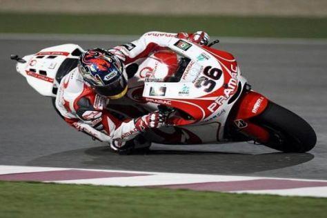 Pramac-Pilot Mika Kallio hatte in Übersee einen guten Einstand in der MotoGP