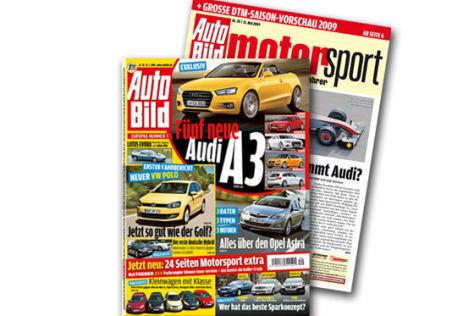 AUTO BILD MOTORSPORT 20/2009
