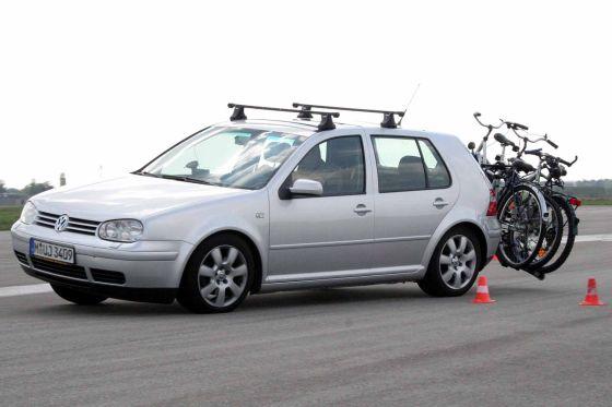 ADAC Fahrradträger-Test 2009