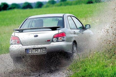 Test Subaru Impreza 2.5 WRX STi