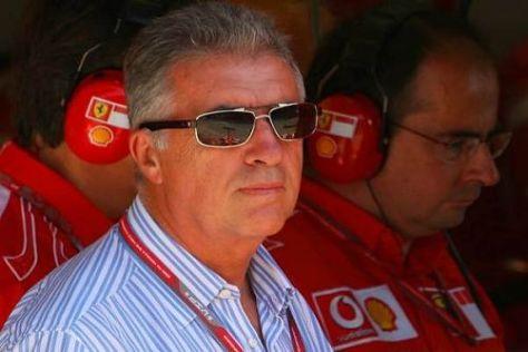 Piero Lardi Ferrari steht hinter der am Dienstag veröffentlichten Drohung