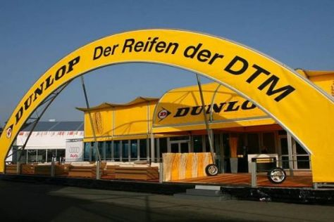 Jubiläum: Dunlop ist seit zehn Jahren der Reifenpartner der DTM