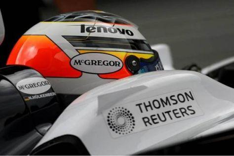 Nico Hülkenberg ist bei Williams nicht über jeden Zweifel erhaben