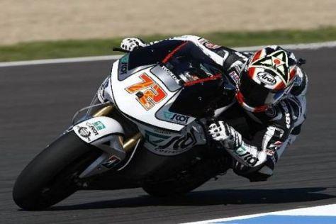 Jerez war für Yuki Takahashi in jedem Fall eine Reise wert