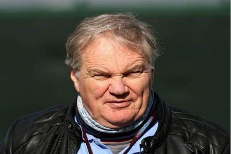 Überraschend: Williams-Teilhaber Patrick Head ist kein Fan der FIA-Pläne