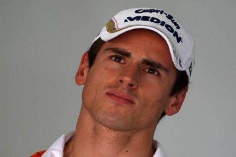 Adrian Sutil hofft, dass das hohe Niveau der Formel 1 erhalten bleibt