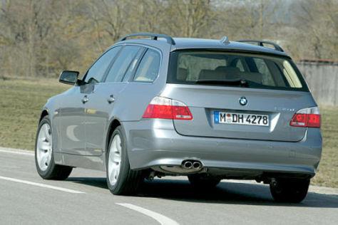 Rückruf BMW 5er, 6er und 7er