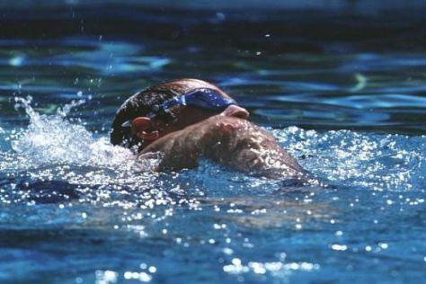 Am 1. August wird Jenson Button in London einen Triathlon bestreiten