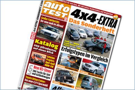 AUTO TEST 4x4-Extra 2/2009