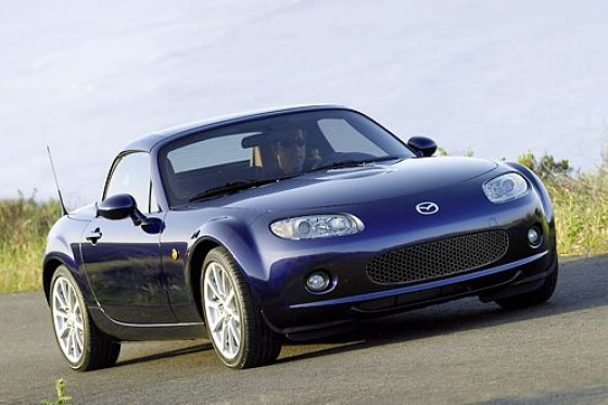 mazda mx 5 roadster coupe in london klappt 39 s. Black Bedroom Furniture Sets. Home Design Ideas
