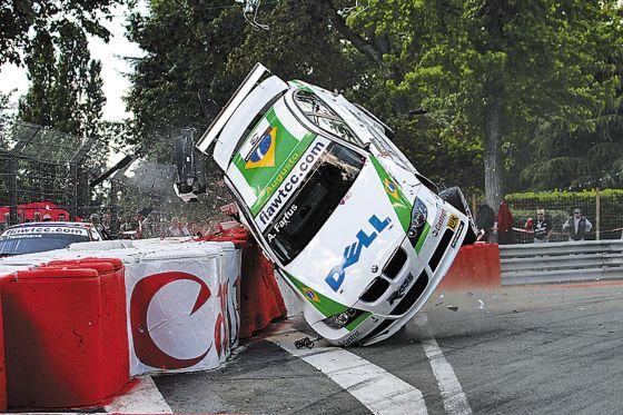 WTCC-Saison 2007, Pau, Augusto Farfus (BMW)