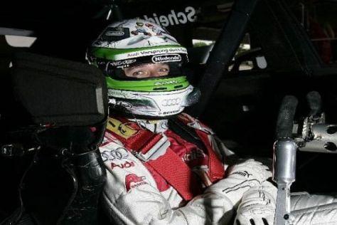 Timo Scheider steht dem neuen Qualifying weiterhin skeptisch gegenüber