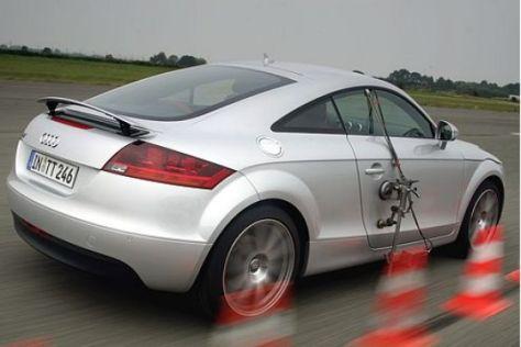 Test Audi TT Coupé 2.0 TFSI S tronic