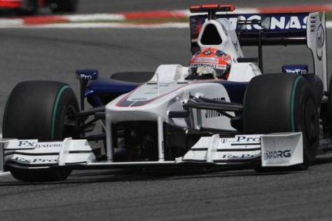 Im Vergleich zum Rennen in Barcelona bringt BMW keine neuen Teile