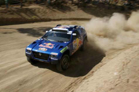 Rallye Dakar 2009 VW Race Touareg 2